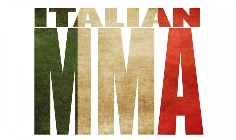 Italian MMA logo