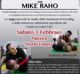 Catch Wrestling private Seminar